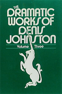 The Dramatic Works, Volume 3